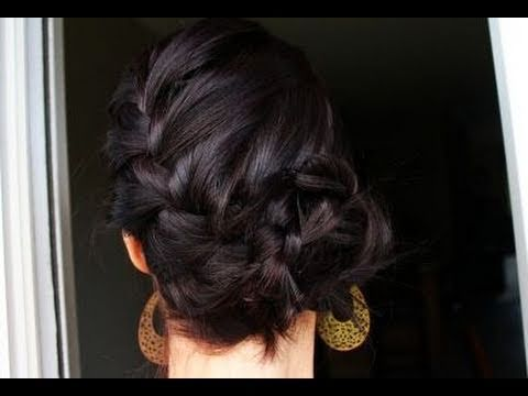 creative hairstyles french braid