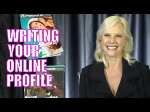 How to write your online dating profile