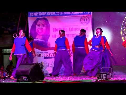Jago Jago re (Mangal Pandey)dance ----- by Grade 8 Students