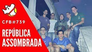 Caça Fantasmas Brasil Republica Maracangalha Ouro Preto MG