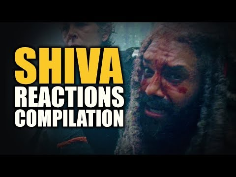 The Walking Dead Season 8 | SHIVA Reactions Compilation