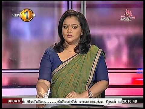 News 1st Prime time 8PM Shakthi TV 05th February 2016