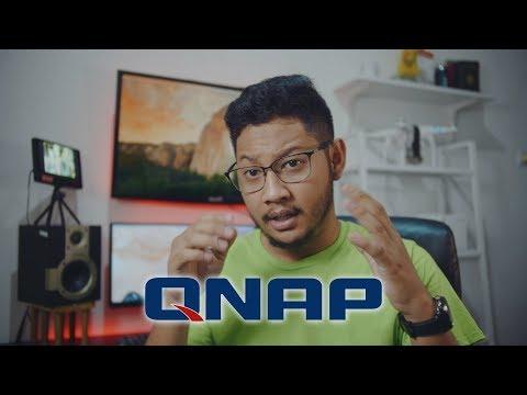 REVIEW QNAP NAS  (Indonesia) - Apa Itu Qnap Nas?