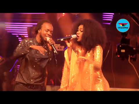 Becca UNVEILED: Akwaboah performs 'Nsroma' with Becca
