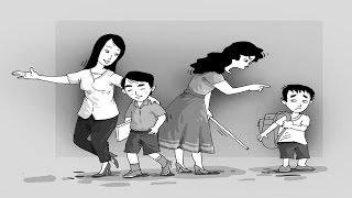 """Sự khác biệt khi dạy con của """"Cha Mẹ Thông Thường"""" và """"Cha Mẹ Thông Thái""""!"""