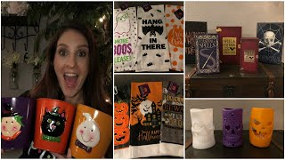 DOLLAR TREE NIGHT TIME HAUL with MY GHOST | HALLOWEEN JACKPOT 2019