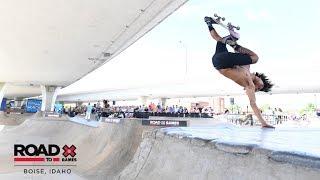 REPLAY: Men's Skateboard Park | Road to X Games Boise Park Qualifier 2019