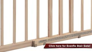 Evenflo Top Of Stair Gate Review