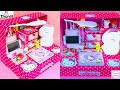 How to make Hello kitty study Table For stationery Organizer with Thunlit's Light/unboxing & review