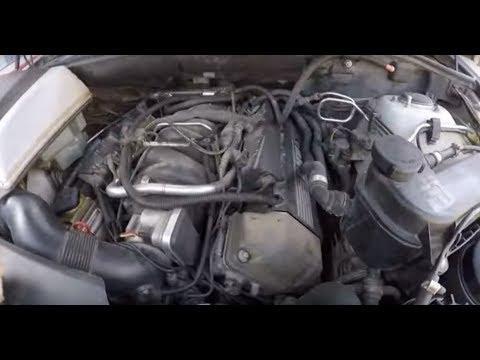 Бмв Х5 е53: двигатель троит и трясется, не заводится. Решение проблемы.