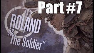 Borderlands Walkthrough Part 7 - Soldier Gameplay Commentary HD 1080p 60fps Playthrough