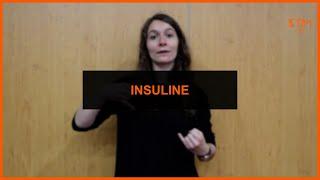 Santé - Insuline