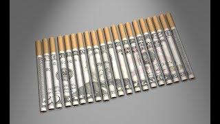 Сколько ты будешь тратить на сигареты в США?