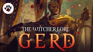 The Tale of Witcher Gerd - The Witcher lore - Who is Witcher Gerd?