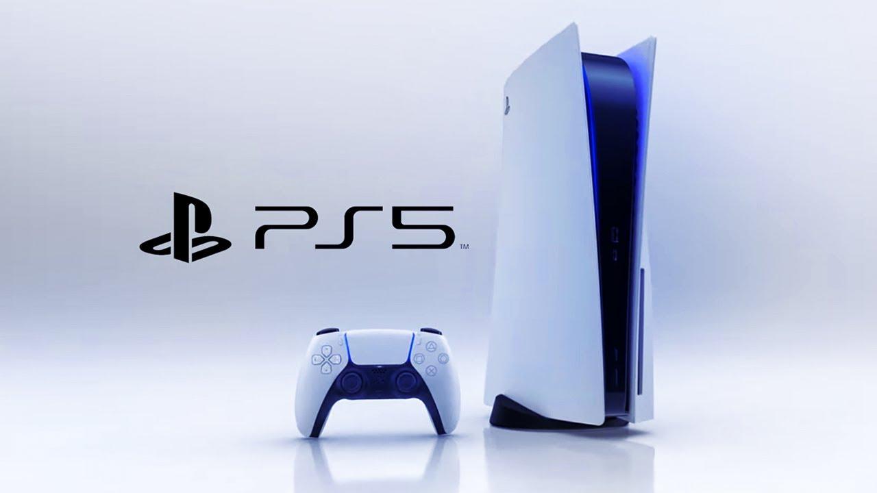 Это Playstation 5 официально...