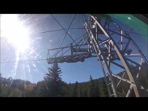 Sunshine Village GONDOLA RIDE | Banff Alberta Canada
