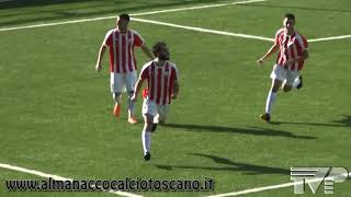 Eccellenza Girone B Porta Romana-Lastrigiana 0-3