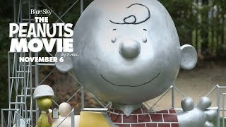 The Peanuts Movie | The Museum [HD] | FOX Family