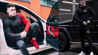 10 Мужской спортивный костюм с Алиэкспресс AliExpress Mens tracksuit Крутые вещи Спортивная одежда