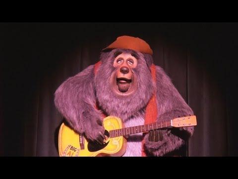 Disney's Country Bear Jamboree Disney World Magic Kingdom Revamped Show HD (Pandavision)