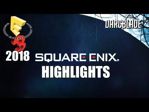 E3 2019 : Square Enix prend le créneau horaire de Sony pour sa conférence