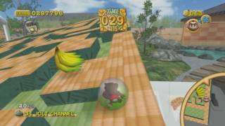 Super Monkey Ball Deluxe Ultimate Mode No Continues (w/ Gongon) [1080p60]