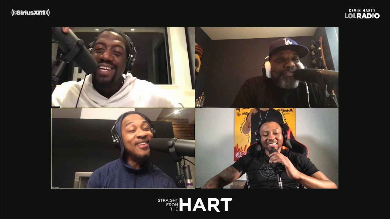Spank is Living It Up | Straight from the Hart | Laugh Out Loud Network