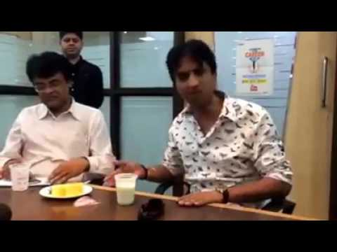 Dr.Kumar Vishwas  Exposing Modi Govt over selling Electricity to Pakistan.