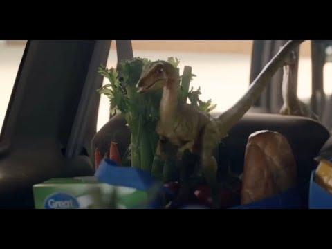 Jurassic World Compy Walmart AD!