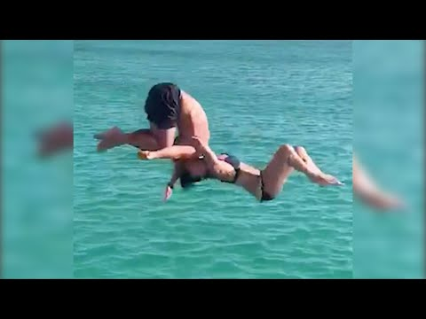 TRY NOT TO LAUGH WATCHING FUNNY FAILS VIDEOS 2021 #105