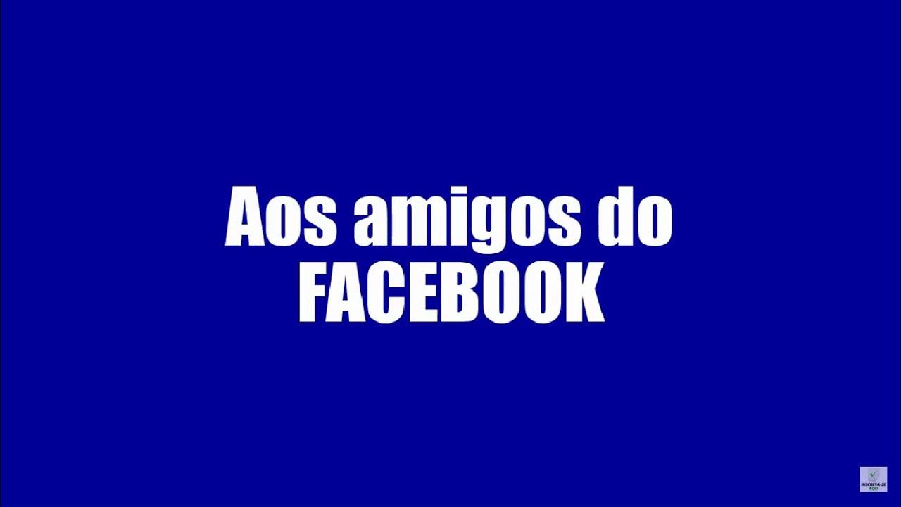 Bom Dia Para Amigos Do Facebook (Mensagem Alegre)