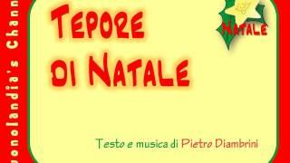 TEPORE DI NATALE - Canzoni di Natale per bambini di Pietro Diambrini