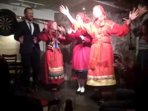 Russian traditional folk singing from Southern Russia.