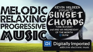 Kevin Holdeen - Sunset Chords 043 @ DI.FM MELODIC RELAXING MUSIC MIX