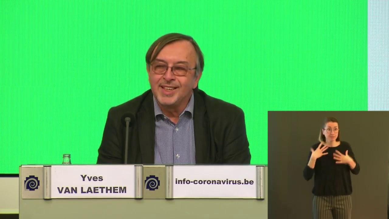 Coronavirus (Covid-19): Persconferentie Update Van 11/05