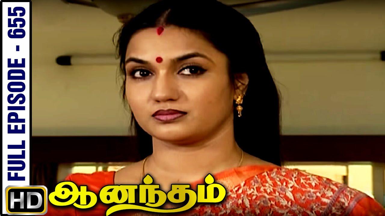 Anandam - TV Serial   Episode 655   Full Episode   Tamil