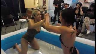 Oil Wrestling in London | Stag Weekends | Chillisauce