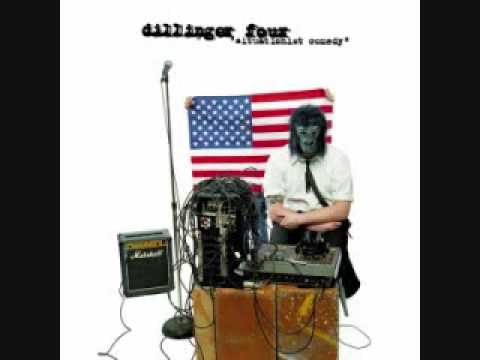 """Dillinger Four - File Under """"Adult Urban Contemporary"""""""