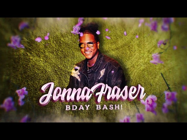 Jonna Fraser Bday Bash at Club BLU Rotterdam 14/12