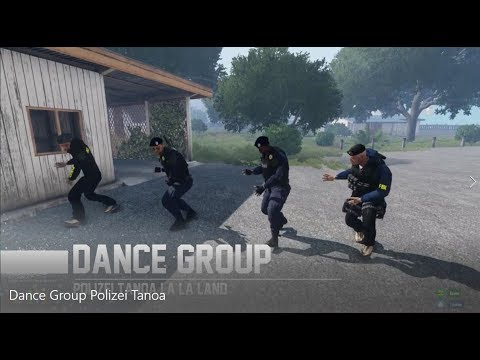 Dance Group Polizei Tanoa