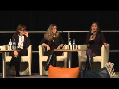 """SVC2Baltics 2013 Panel: Women-In-Tech: Why We Need More Women to Start New Companies"""""""