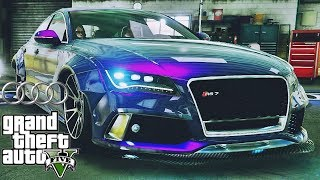 Audi RS7 tuning !!!