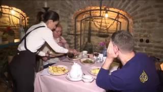 هذا الصباح- مطعم جورجي يحيي أطباق طعام قديمة
