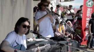 "HIroshi Fujiwara @ Rising Sun Rock Festival song ""1978"""