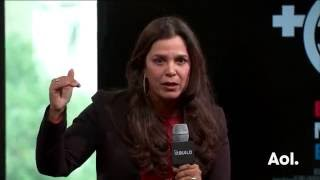 """Kamala Lopez On Her New Film; """"Equal Means Equal"""" 