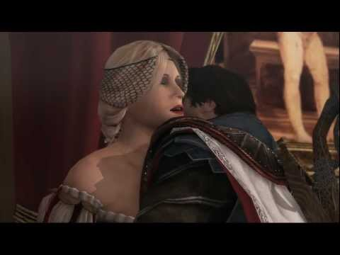 Assassins Creed Brotherhood: The DaVinci Disappearance, Ezio & Lucrezia