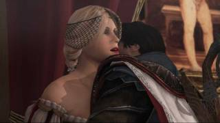 Assassin's Creed Brotherhood: The DaVinci Disappearance, Ezio & Lucrezia