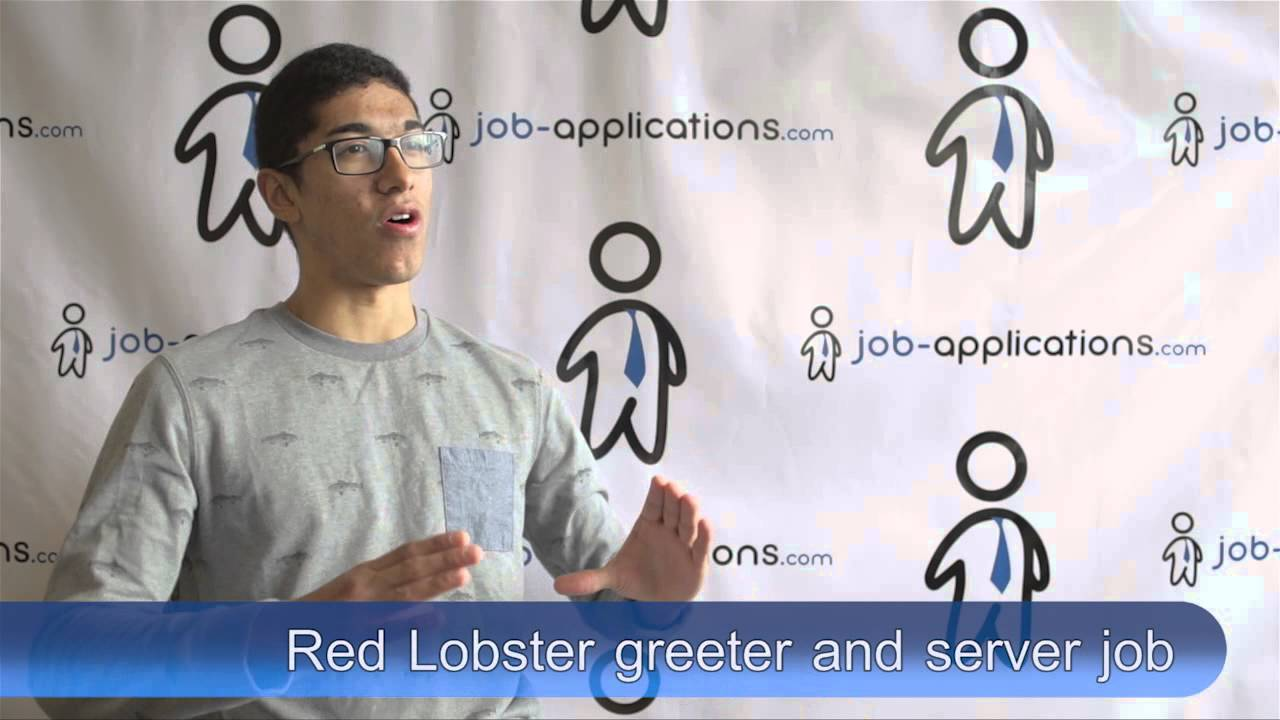 what to wear for red lobster interview