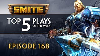 SMITE - Top 5 Plays #168