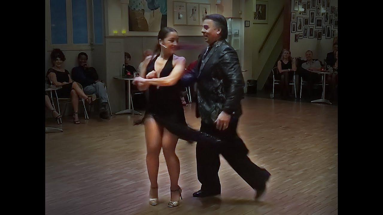 Milonga Dance and Joy - Angel & Claudia